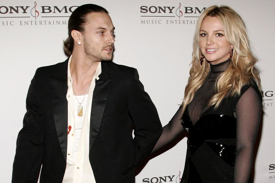 Britney Spears und Kevin waren von 2004 bis 2007 verheiratet
