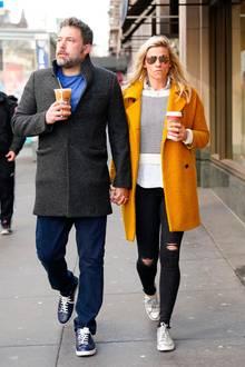 Ben Affleck + Lindsay Shookus