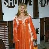 """In der Mini-Serie """"Fat Actress"""", die 2005 in den USA anläuft, spielt Kirstie Alley sich selbst, und thematisiert darindie Schwierigkeiten einer ehemals erfolgreichen, aber übergewichtigen Schauspielerin in Hollywood."""
