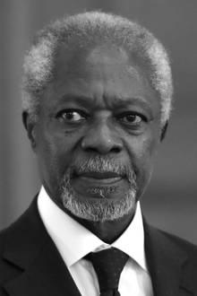 18. August 2018: Kofi Annan (80 Jahre)  Der ehemalige UN-GeneralsekretärKofi Annan ist im Alter von 80 Jahren verstorben. Das bestätigte die Internationale Organisation für Migration der UN via Twitter.