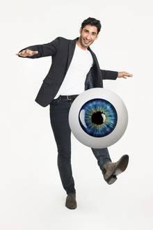 """Umut Kekilli  Fliegender Wechsel: Für eine echte Überraschung sorgt der Einzug von Umut Kekilli ins """"Promi Big Brother""""-Haus. Der Ex-Fußballstar rückt für den bereits ausgezogenenFürst Heinz von Sayn-Wittgenstein nach."""