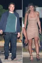 Ben Affleck und Shauna Sexton treffen sich in Los Angeles zum Abendessen