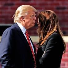 Donald und Melania Trump machen mit ihrem Eheleben weiterhin Negativ-Schlagzahlen