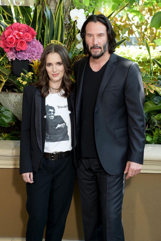 Winona Ryder und Keanu Reeves