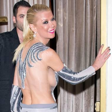"""Wenigstens scheint es gesundheitlich bergauf zu gehen für den """"American Pie""""-Star, denn nur wenige Monate zuvor schockte Tara ihre Fans mal wieder mit besorgniserregenden Bikini-Schnappschüssen ..."""