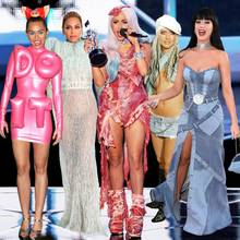 MTV Video Music Awards:Das sind die schlimmsten Red-Carpet-Flops der VMAsim Rückblick