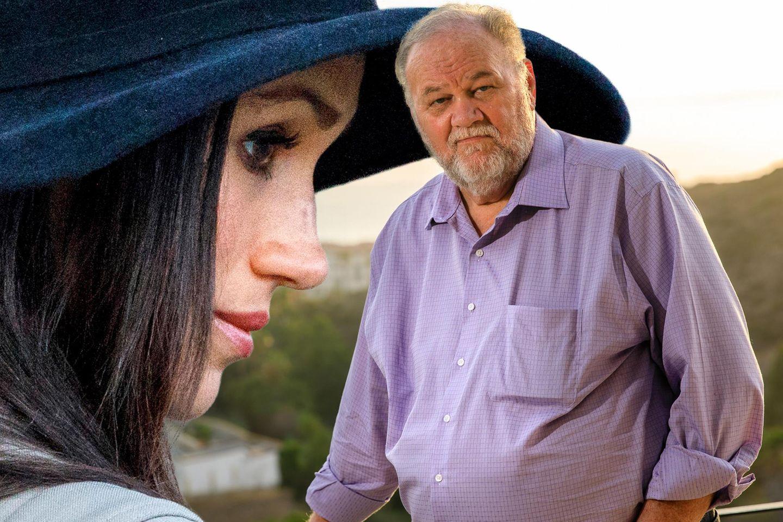 Herzogin Meghan und Thomas Markle