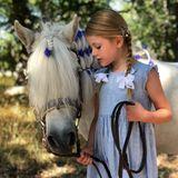 20. August 2018  Dabei entsteht auch dieses märchenhafte Foto der Pony-Liebhaberin Estelle ...