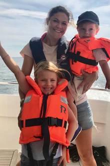 20. August 2018  Ihren Instagram-Fans schenken Prinzessin Victoria und Prinz Daniel tolle Aufnahmen ihrer spaßigen Sommeraktivitäten: Da wäre zum Beispiel eine Bootsfahrt ...