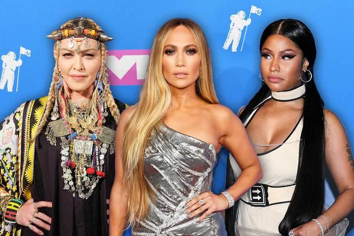 MTV Video Music Awards: Die Tops und Flops der VMAs 2018 mit Jennifer Lopez und Co.