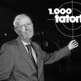 """16. August 2018: Gunther Witte (82 Jahre)  Der ehemalige WDR-Fernsehspielchef und """"Tatort""""-Erfinderist,wie der WDR aus dem Kreis seiner Familie erfahren hat,in Berlin gestorben."""