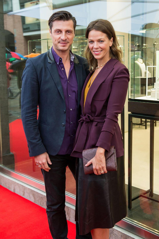 Jessica Schwarz + Markus Selikovsky