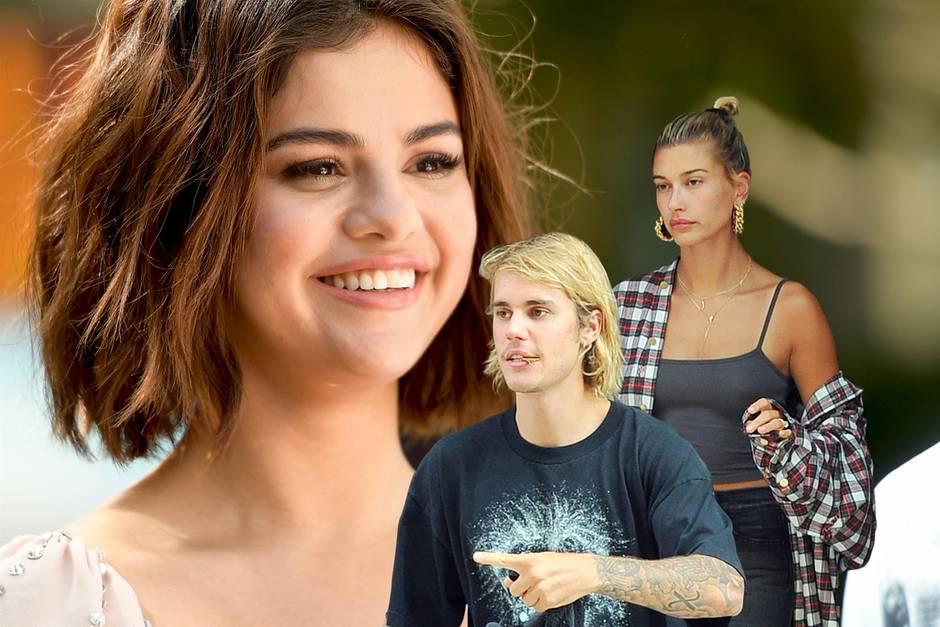 Justin Bieber Hat Hailey Baldwin Angst Vor Selena Gomez Galade