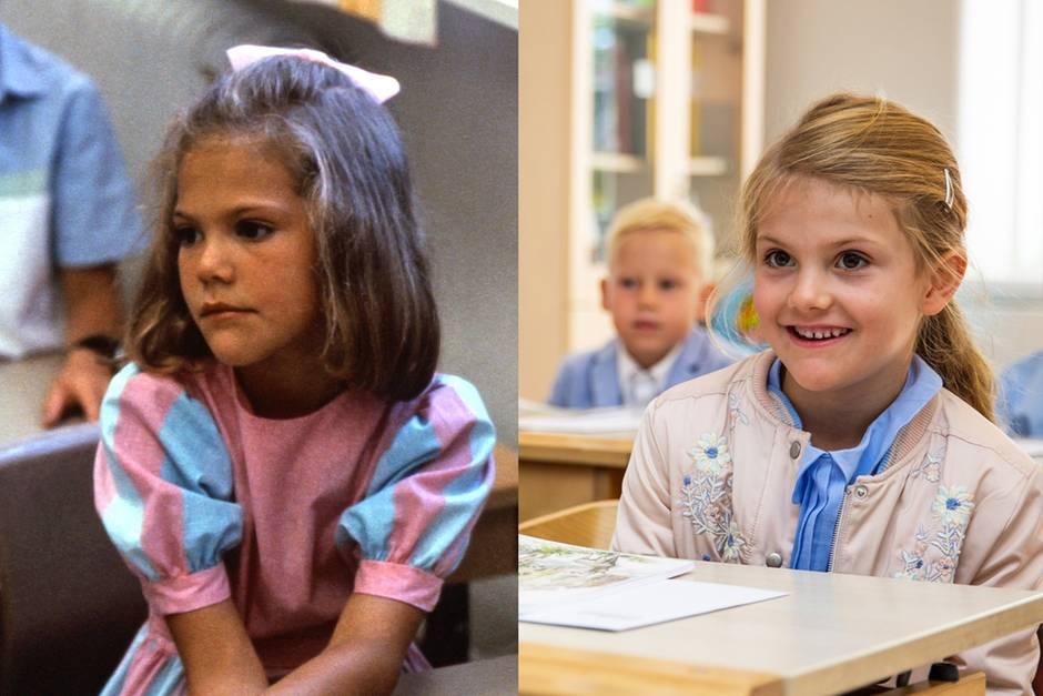 Prinzessin Victoria von Schweden, Prinzessin Estelle von Schweden
