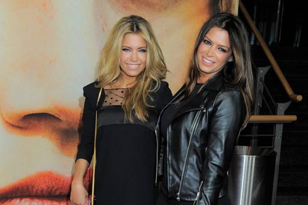 Ehemalige beste Freundinnen: Sylvie Meis und Sabia Boulahrouz