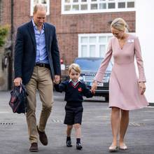 Prinz William, Prinz George, Helen Haslem