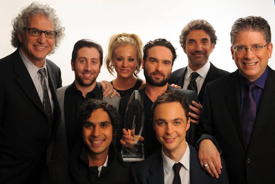 The Big Bang Theory Darum Hören Die Nerds Nach Staffel 12 Auf Galade