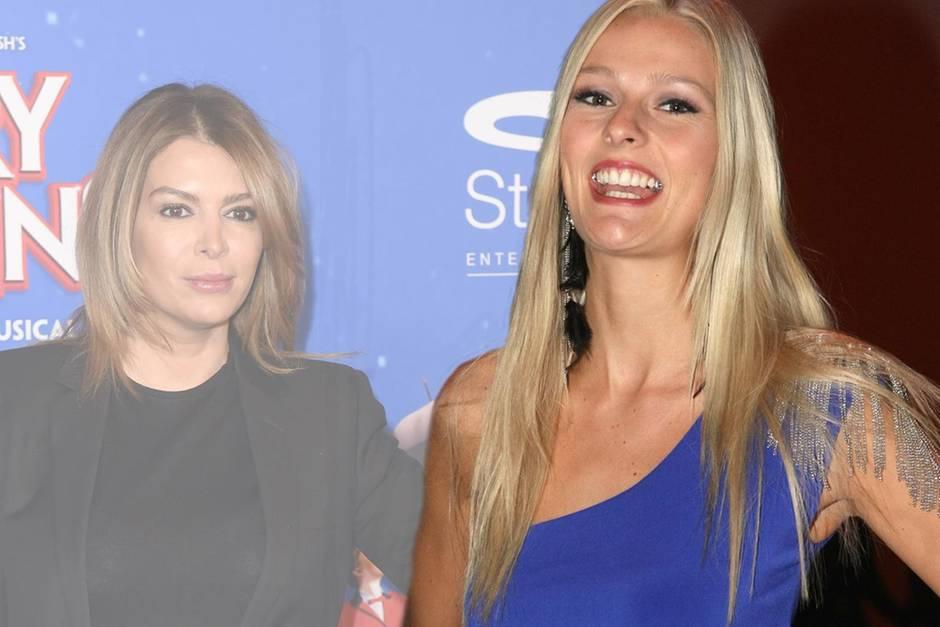 Sabia Boulahrouz und Miriam Höller