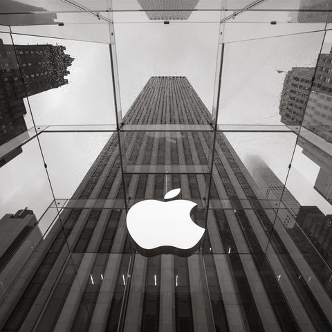 Der Apple-Store in New York.
