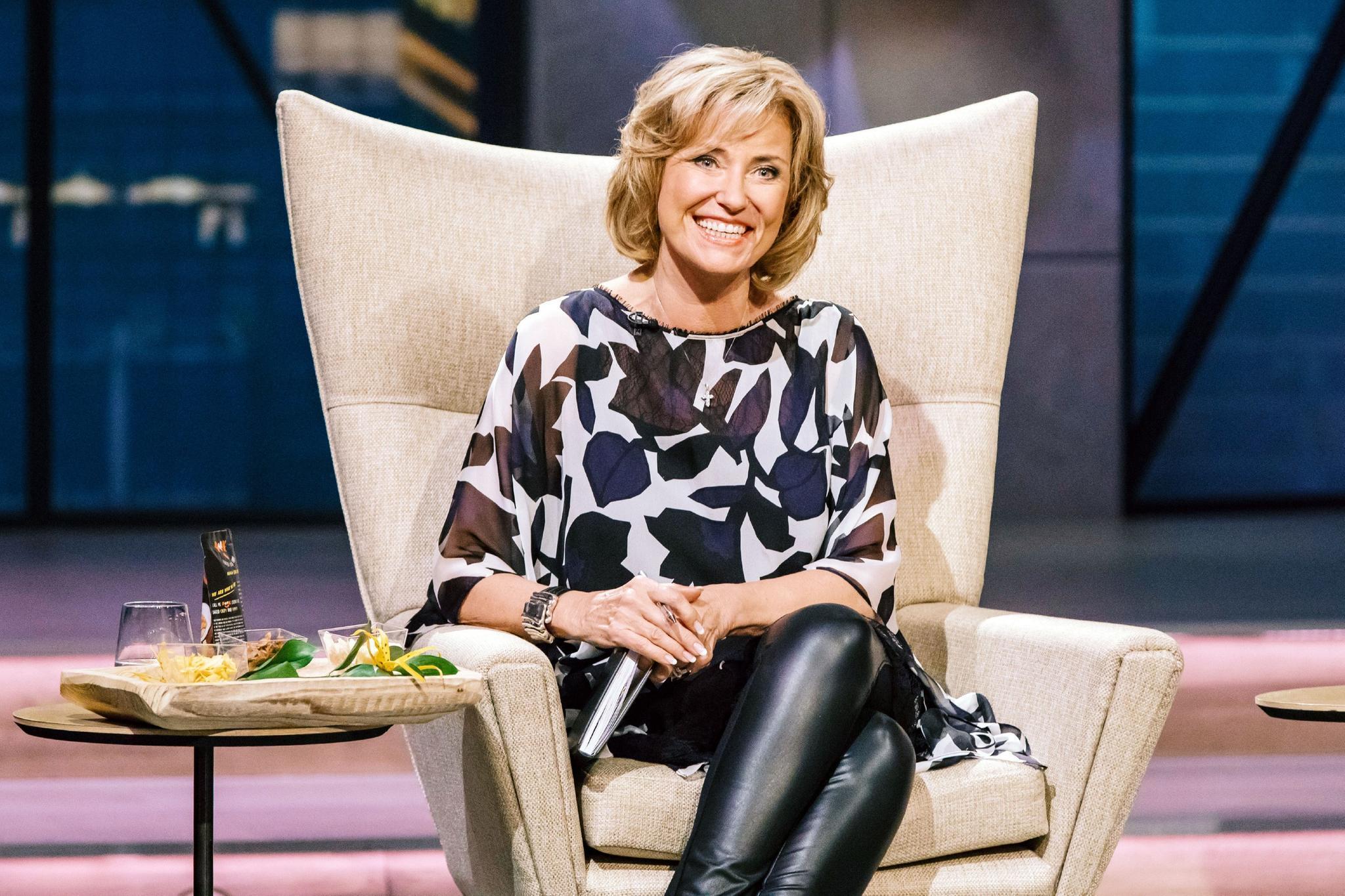 """Für die ehemalige Politikerin Dagmar Wöhrlist es die zweite Staffel bei """"Die Höhle der Löwen""""."""