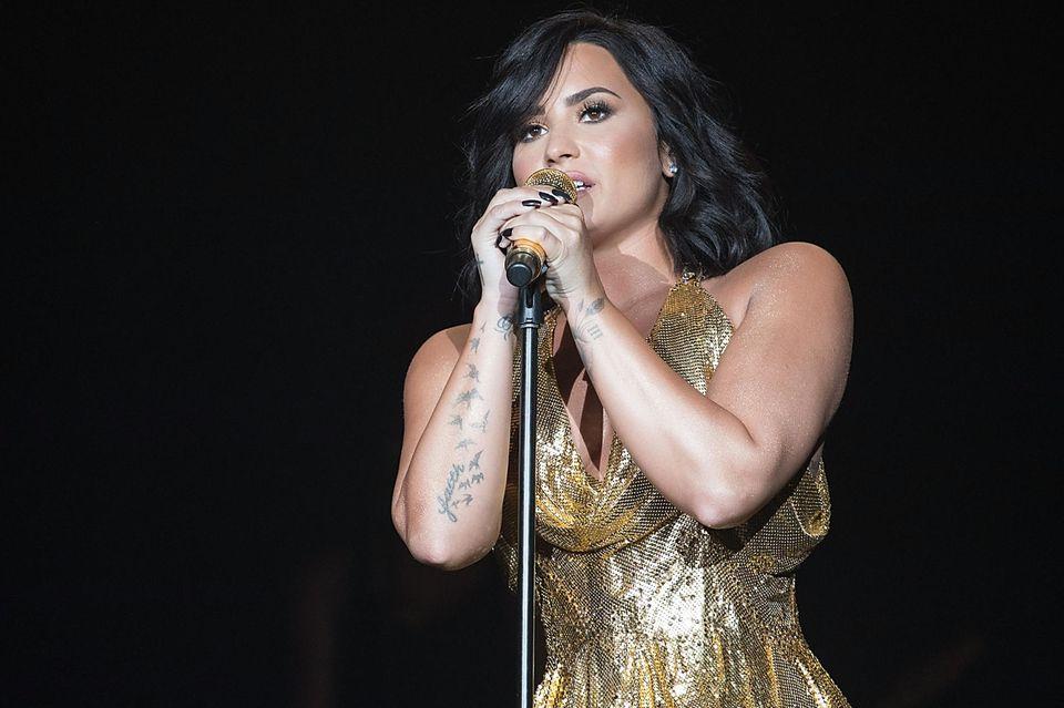 Demi Lovato: Hört sie auf mit der Musik?