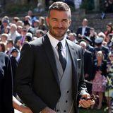 """2015 ist es dann offiziell: David Beckham zählt zu den heißesten Männern der Welt und bekommt den begehrten Titel des """"People Magazines""""."""
