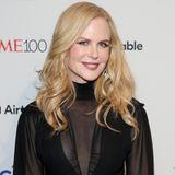 Porzellan-Teint, blonde Wellen - ihren heute bekannten Look entwickelt Nicole Kidman erst im laufe ihrer Karriere.