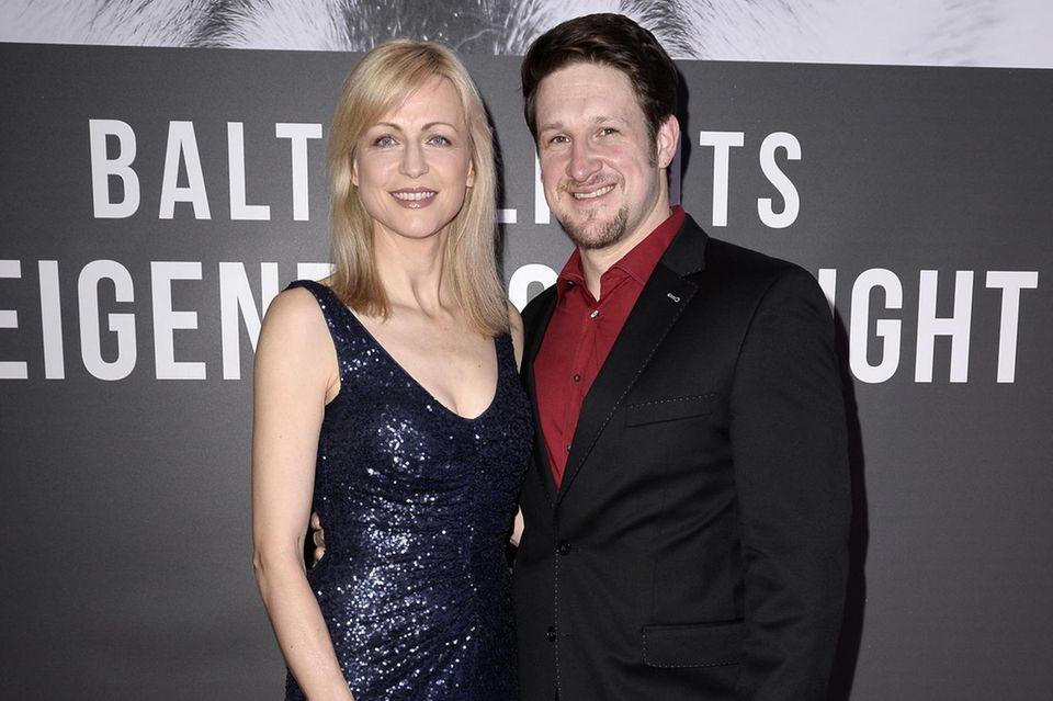 Matthias Steiner und Ehefrau Inge Steiner