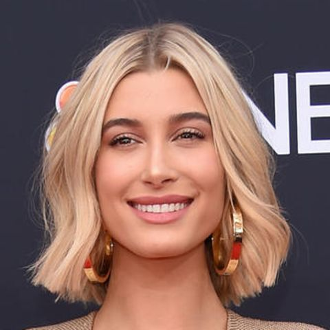 Hailey Baldwin, verheiratete Hailey Bieber. Model, Influencerin (*1996)