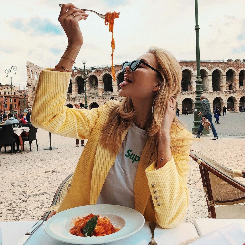 Mandy Bork liebt Pasta