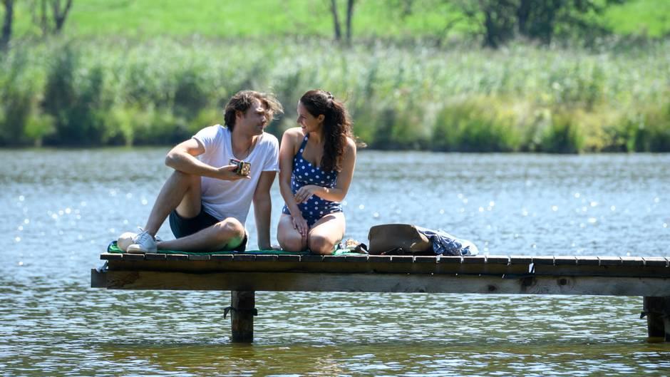 """""""Sturm der Liebe"""" startet mit Julian Schneider und Helen Barke Mitte Oktober in die 15. Staffel"""