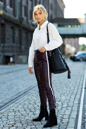Bloggerin Xenia Overdose liebt Beuteltaschen.