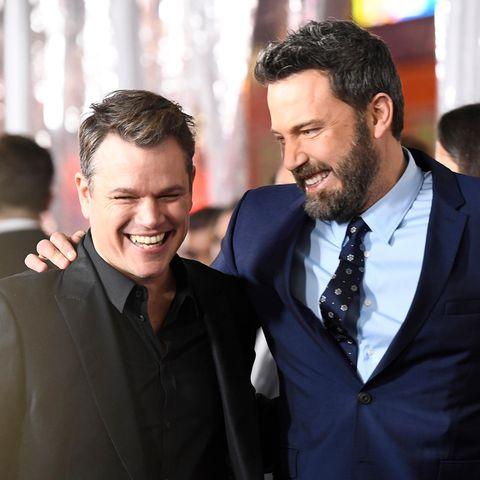 Matt Damon und Ben Affleck