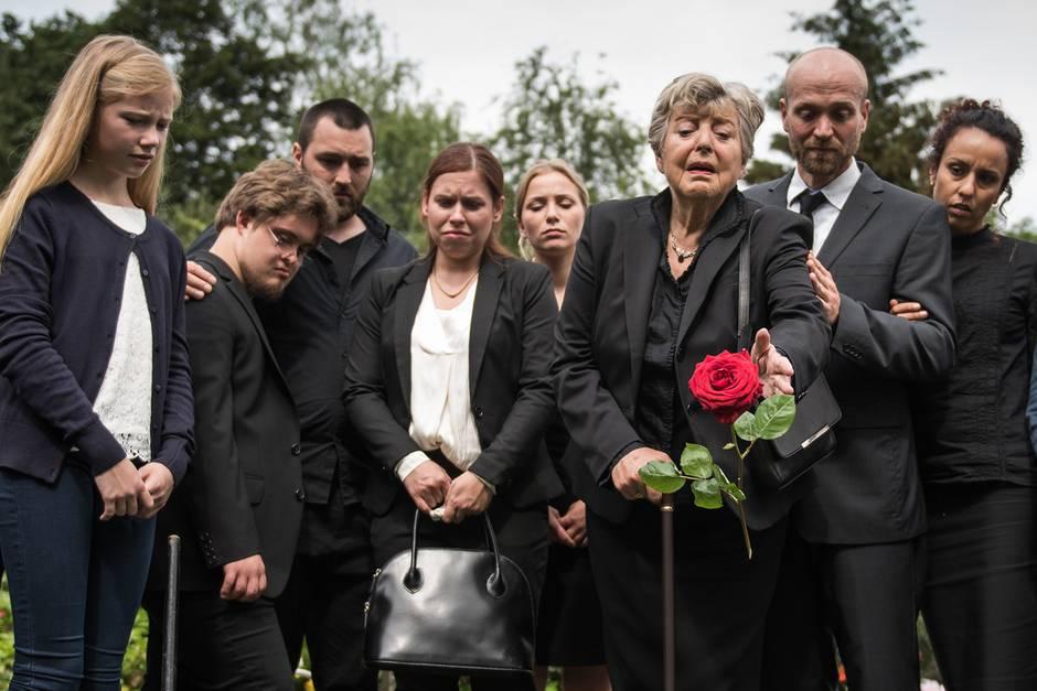 Tod im perfekten Idyll - Hans Beimer stirbt Serientod in der Lindenstraße