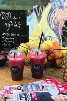 """MAD about GALA: Der exklusive GALA-Drink jetzt bei """"MAD about Juice"""""""