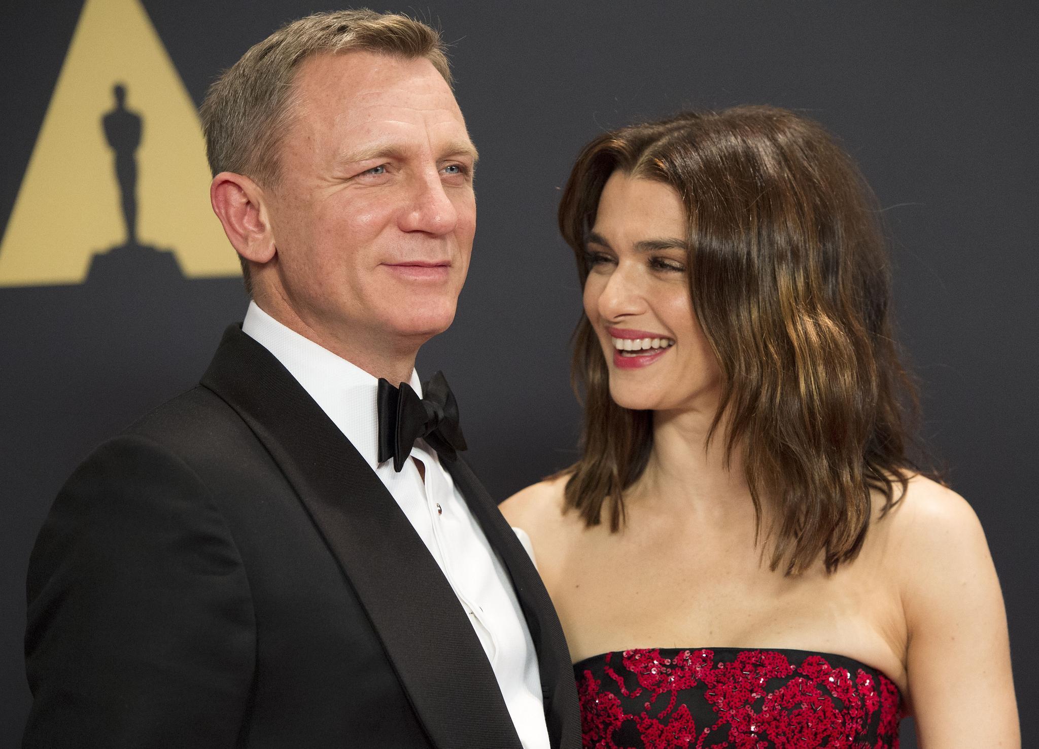 Daniel Craig und Rachel Weisz: Das Baby ist da!