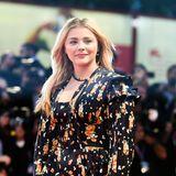 """Chloe Grace Moretz am Abend bei der Premiere des Films """"'Suspiria."""""""