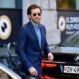Jake Gyllenhaal präsentiert seinen Wet-Look