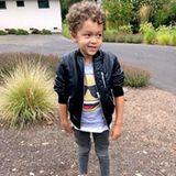 """Cool Kid: Aden Housley ist der Sohn von Emmy-Gewinnerin Tamera Mowry(""""Full House"""")."""