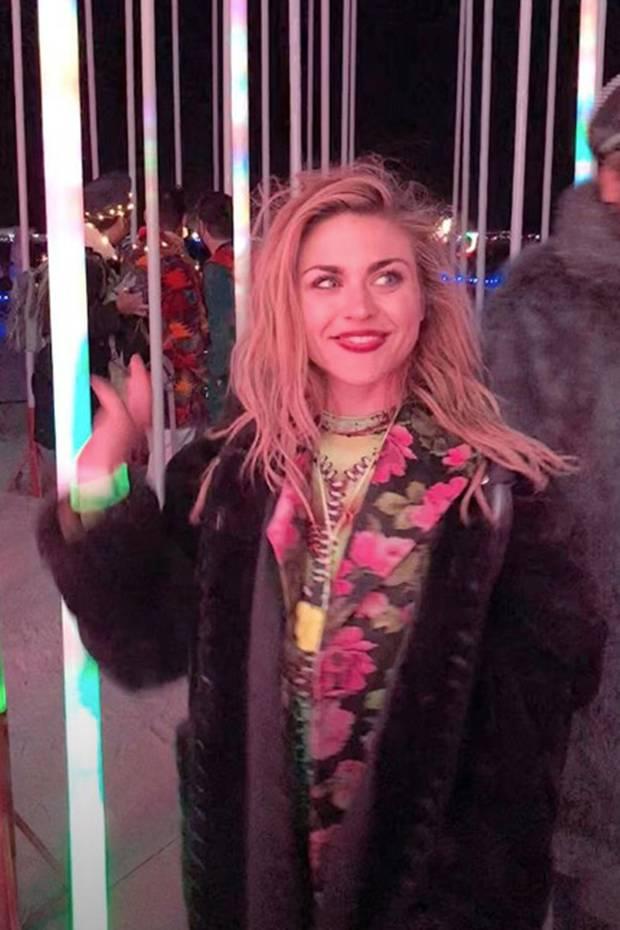 Frances Bean Cobain Steckbrief News Bilder Galade