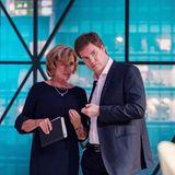 Die Investoren Dagmar Wöhrl und Carsten Maschmeyer