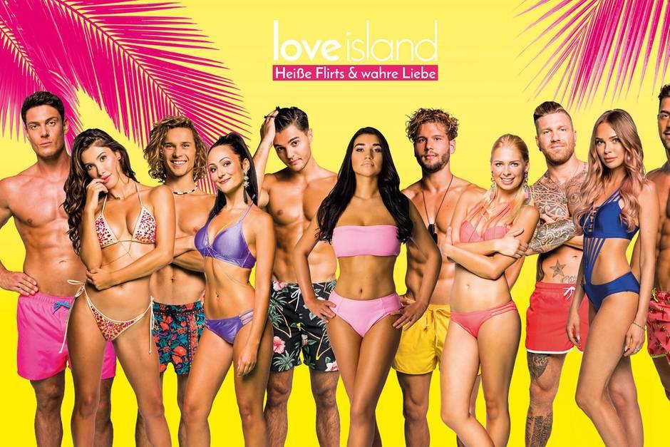 Love Island 2 – Kandidaten