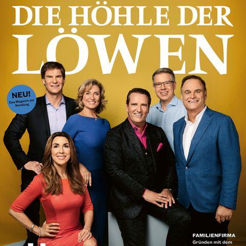 Die Höhle der Löwen : Das Gründer-Magazin zur Erfolgssendung