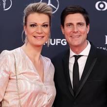 Maria Höfl-Riesch und Marcus Höfl