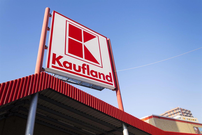 Supermarkt Kaufland.