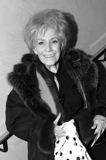 1. September 2018: Doris Gallart (81 Jahre)  Die deutsche Schauspielerin und Synchronsprecherin Doris Gallart ist im Alter von 81 Jahren nach langer schwerer Krankheit in München verstorben.Neben vielen anderen lieh sie Vanessa Redgrave und Catherine Deneuve ihre Stimme.