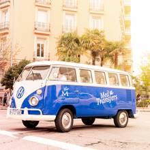 """Gewinnen Sie mit """"Gin Mare""""eine Tour im VW-Bulli durch Berlin"""