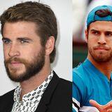 Der TennisspielerKaren Khachanov hat zwar nicht gleichen, hellblauen Augen wie Liam Hemsworth, jedoch sind sich die Gesichtszüge der beiden Männer schon sehr ähnlich.
