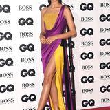 GQ Men of the Year Awards 2018: Zendaya schenkt uns den wohl schönsten Style-Moment des Abends. Ihr Kleid von Ralph & Russo ist einfach unglaublich schön. Uns fehlen die Worte!