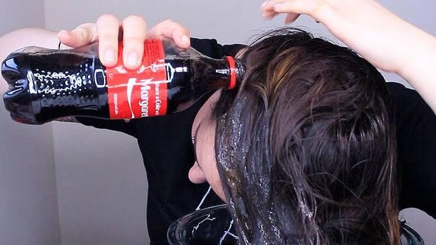 Seltsamer Haartrend